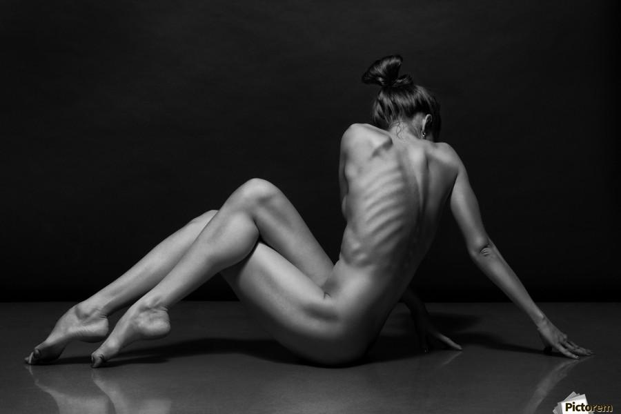 bodyscape  1x Canvas