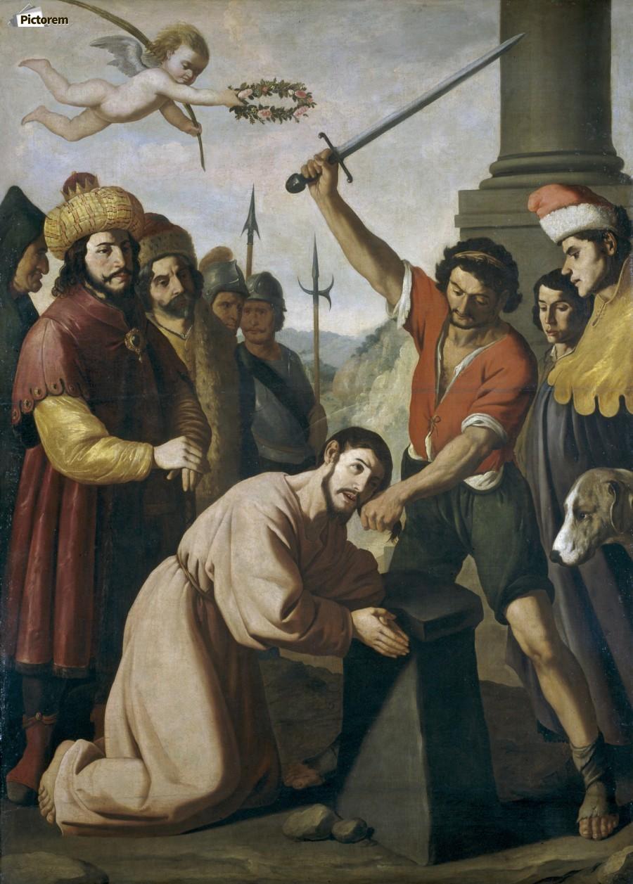 Image result for saint james martyrdom