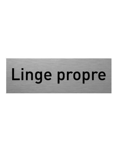Panneau Linge Propre Signalisation De Plaques Nom De