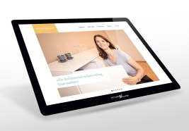 ordnungsfee.ch - Eva Kull - Individuelle WordPress-Website by Picture-Planet GmbH, home 1