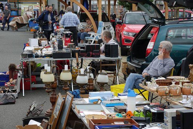 Symbolbild Flohmarkt