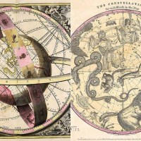 Free Old Constellation Map Posters To Download