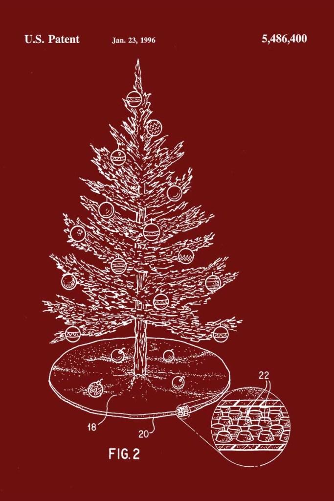 Christmas tree ornament protector