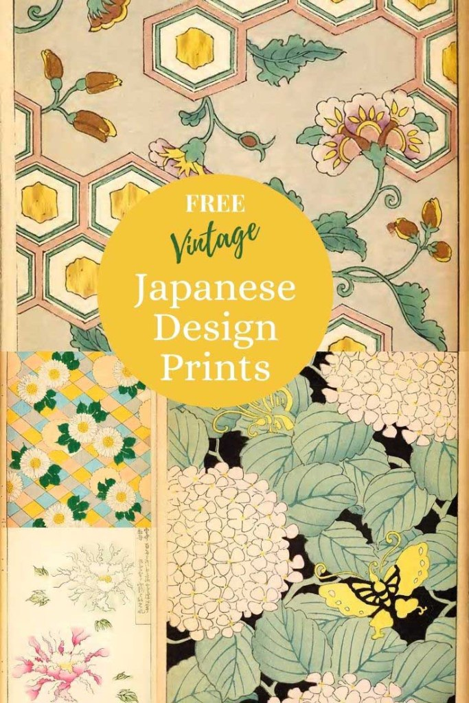 free_vintage_Japanese_design_prints