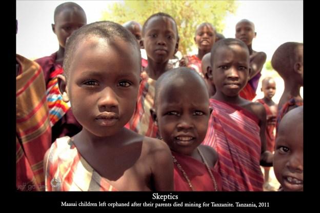 The Christian Maasai of Tanzania