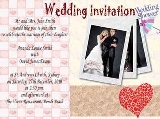 How To Make A Wedding Invitation Card