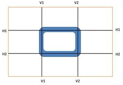 composition diagram for photography