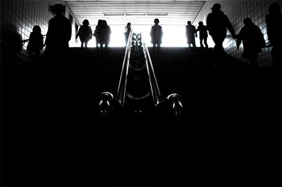 subway street photos