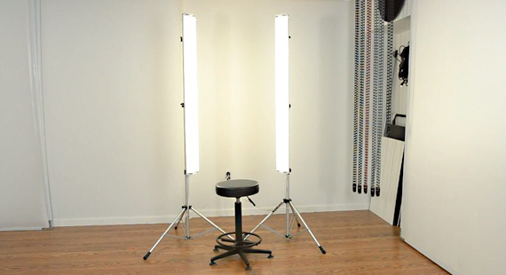 DIY Photography Studio Lighting on the Cheap