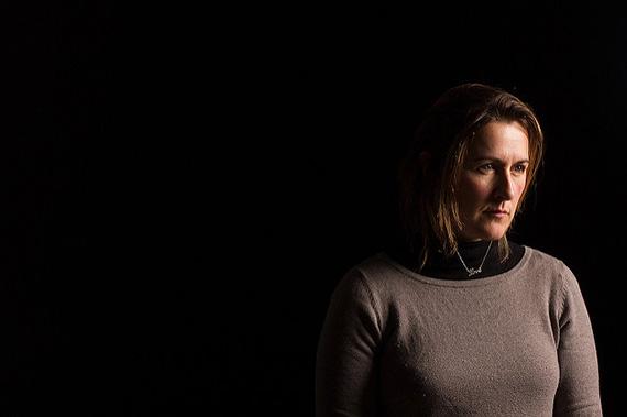 short portrait lighting woman