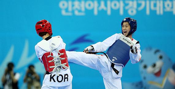 taekwondo photography