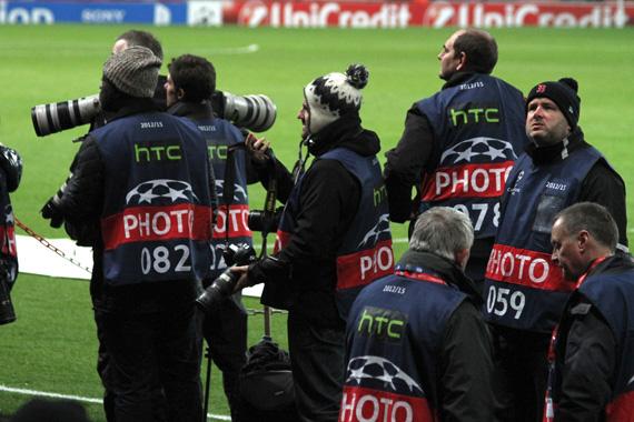 sports photographers