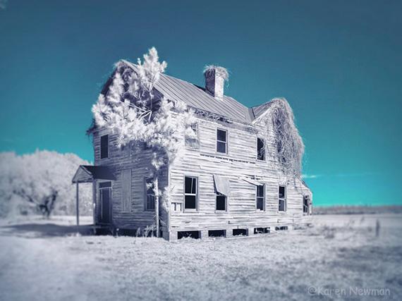 farmhouse infrared
