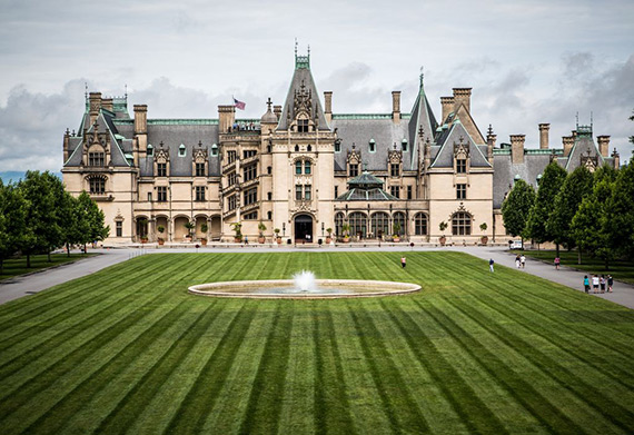 view of the biltmore