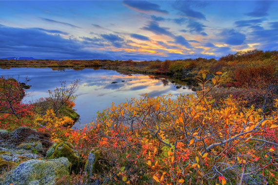 sharp landscape photography