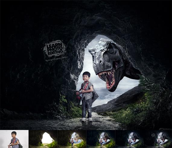 25 Premium Photoshop Tutorials: How to do Photo Manipulation