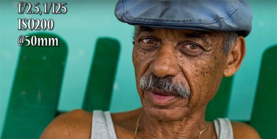 travel portraits portraiture cuba brendan van son
