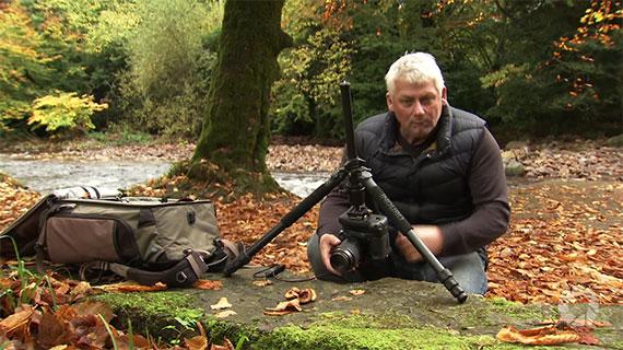 shooting macro photography
