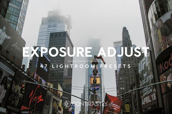 exposure adjust