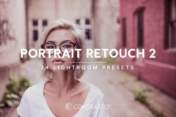 portrait retouch