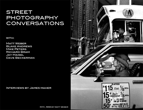 street photography conversations