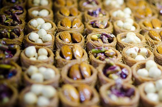 istanbul market food photography