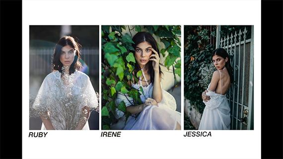three photographers different styles