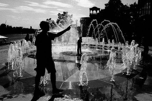 outdoor fountain photo tips