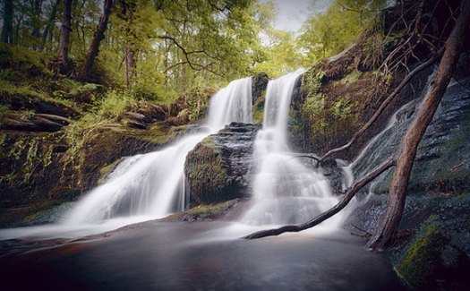 photography tips techniques for waterfalls