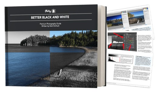 black and white photo guide