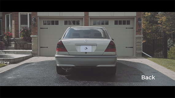 how to take photos of cars