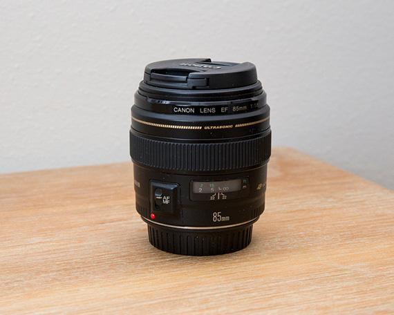 canon prime lens