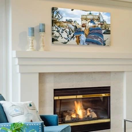 custom canvas prints and