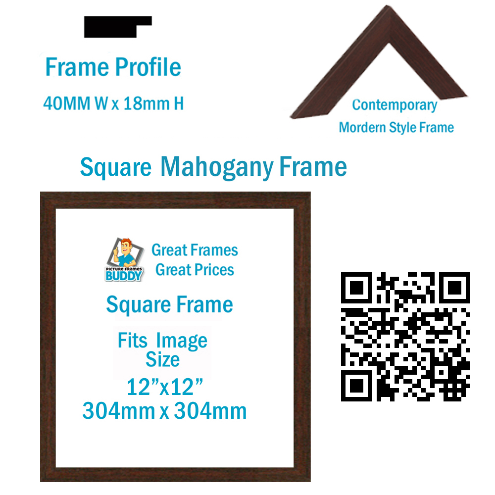 Standard Panoramic Frame Sizes