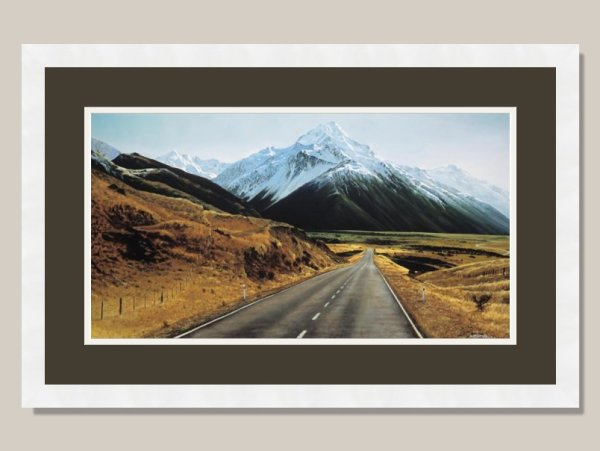 Grant McSherry Mt Cook