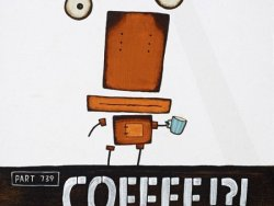 Coffee by Tony Cribb