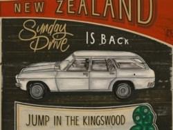 Sunday Drive Holden Kingswood by Jason Kelly
