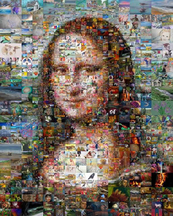 Mosaic-Art-Mona-Lisa