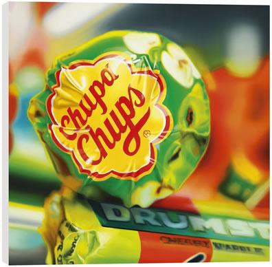 Lollipop Lollipop By Sarah Graham Box Canvas