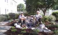 Disappearing Pondless Waterfall-Hampden, West (MA), North ...