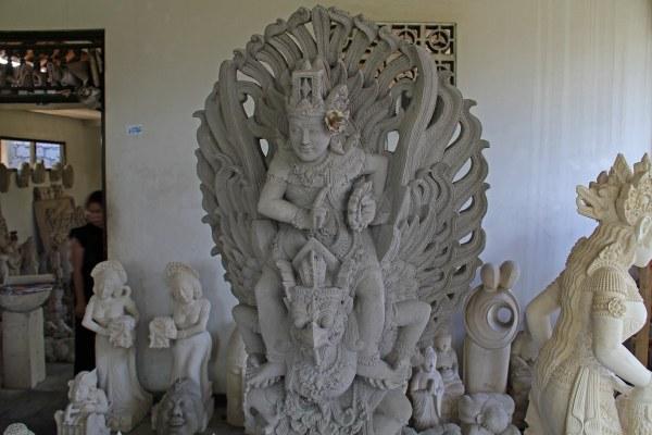 Stone Carving - Bali