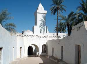 old mosque from Ghadames