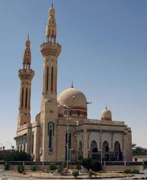 Ghadames mosque 2