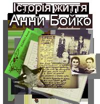 Anna Boyko History