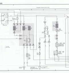 toyota ae111 4age advanced electrical wiring diagrams the ae111 toyota levin wiring diagram toyota levin wiring diagram [ 3173 x 2284 Pixel ]