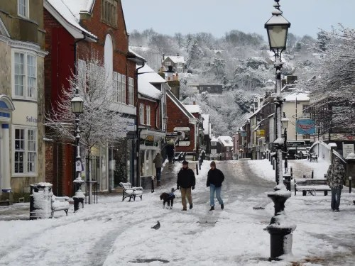 Street Scenes Pictures Of England