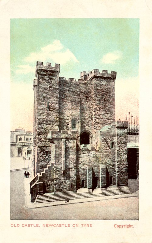 Old Postcards And Photographs Of Newcastle Upon Tyne 1