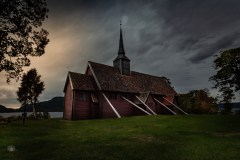 Kvernes Stabkirche