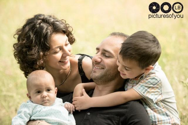 Photo famille lifestyle Lindsey Jérémy au Mont Noir (Nord)