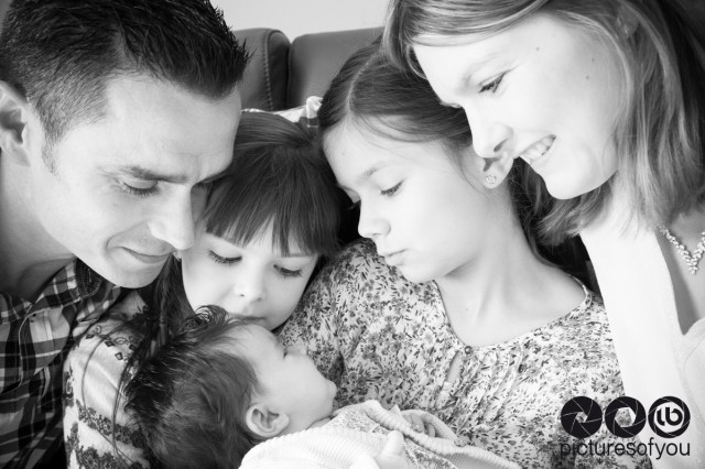 Photos lifestyle et studio famille Tailliez